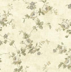 Обои Wallquest Bouquets of Elegance, арт. dl90305