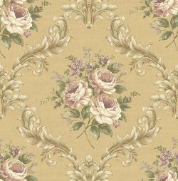 Обои Wallquest Bouquets of Elegance, арт. dl90401