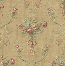 Обои Wallquest Bouquets of Elegance, арт. dl90701