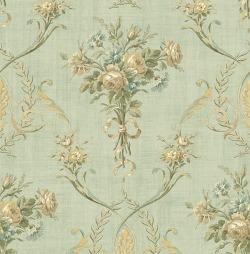 Обои Wallquest Bouquets of Elegance, арт. dl90704