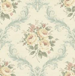 Обои Wallquest Bouquets of Elegance, арт. dl91404