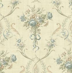 Обои Wallquest Bouquets of Elegance, арт. dl91714