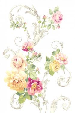 Обои Wallquest English Garden, арт. eg51801m