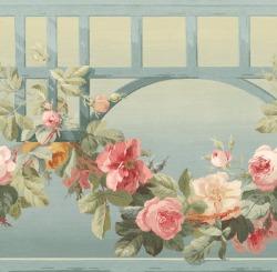 Обои Wallquest English Rose, арт. EN11052B