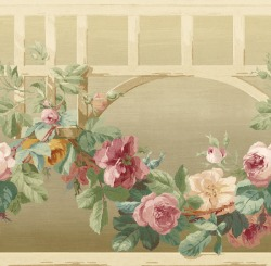 Обои Wallquest English Rose, арт. EN11057B
