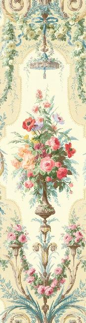 Обои Wallquest English Rose, арт. EN23003F