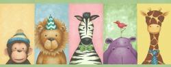 Обои Wallquest Pajama Party, арт. KJ51154B