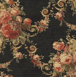 Обои Wallquest Parisian Florals, арт. FV60001