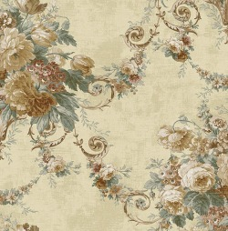 Обои Wallquest Parisian Florals, арт. FV60007