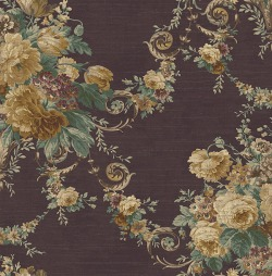 Обои Wallquest Parisian Florals, арт. FV60009
