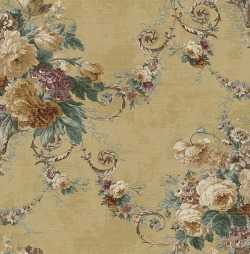 Обои Wallquest Parisian Florals, арт. FV60019
