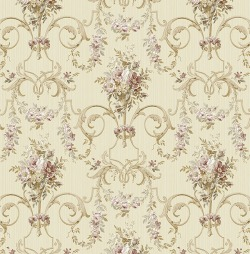 Обои Wallquest Parisian Florals, арт. FV60507