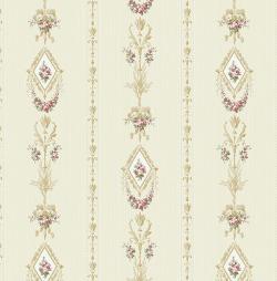 Обои Wallquest Parisian Florals, арт. FV60601