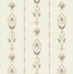 Обои Wallquest Parisian Florals, арт. FV60602
