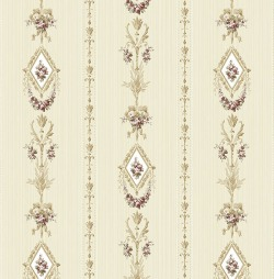 Обои Wallquest Parisian Florals, арт. FV60607