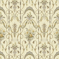 Обои Wallquest Parisian Florals, арт. FV60803