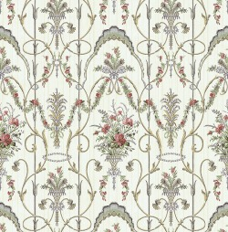Обои Wallquest Parisian Florals, арт. FV60813