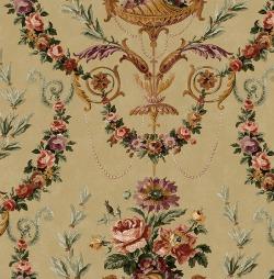 Обои Wallquest Parisian Florals, арт. FV61007