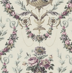 Обои Wallquest Parisian Florals, арт. FV61009