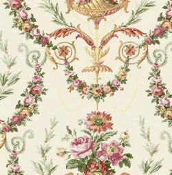 Обои Wallquest Parisian Florals, арт. FV61011
