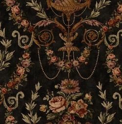 Обои Wallquest Parisian Florals, арт. FV61017