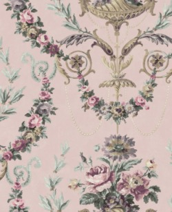Обои Wallquest Parisian Florals, арт. fv61019