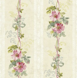 Обои Wallquest Parisian Florals, арт. FV61101