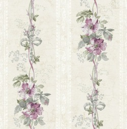 Обои Wallquest Parisian Florals, арт. FV61109