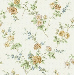Обои Wallquest Parisian Florals, арт. FV61305