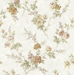 Обои Wallquest Parisian Florals, арт. FV61308