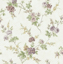 Обои Wallquest Parisian Florals, арт. FV61309