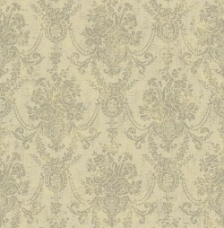Обои Wallquest Simply Damask, арт. sd80407