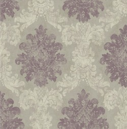 Обои Wallquest Simply Damask, арт. sd80809