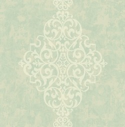 Обои Wallquest Simply Damask, арт. sd81802