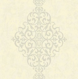 Обои Wallquest Simply Damask, арт. sd81807