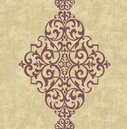 Обои Wallquest Simply Damask, арт. sd81809