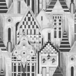 Обои Wallquest Skyline, арт. sk90100