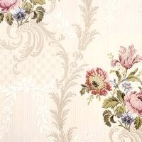 Обои Wallquest Vintage Textiles, арт. BA60300