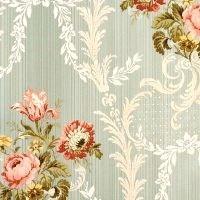 Обои Wallquest Vintage Textiles, арт. BA60304