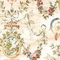 Обои Wallquest Vintage Textiles, арт. BA61002