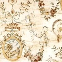 Обои Wallquest Vintage Textiles, арт. BA61007