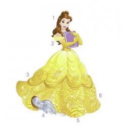 Обои York Disney 3, арт. RMK3206GM