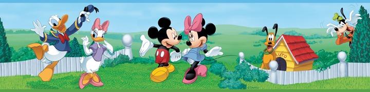 Обои York Disney, арт. RMK1505BCSDK