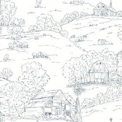 Обои York Simply Farmhouse, арт. FH4032
