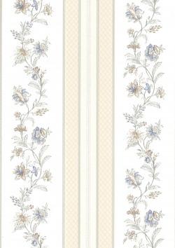 Обои Zambaiti Parati Satin Flowers 2, арт. Z4103
