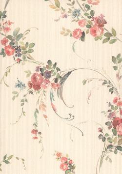 Обои Zambaiti Parati Satin Flowers 2, арт. Z4167