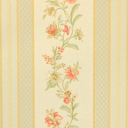 Обои Zambaiti Parati Satin Flowers, арт. 2201