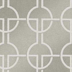 Обои Zinc Escape Wallcoverings, арт. ZW125-03 Zurs Flock Silver grey