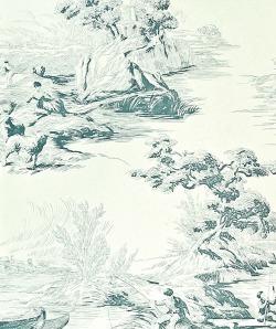 Обои Zoffany Chantemerle Wallpaper, арт. CHP05002