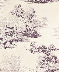 Обои Zoffany Chantemerle Wallpaper, арт. CHP05003